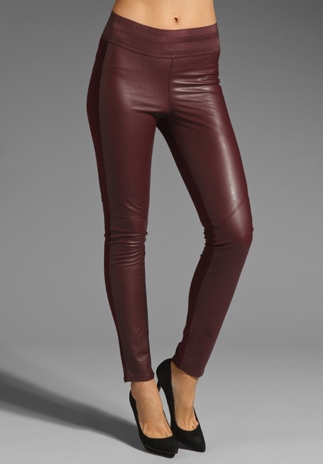 Leather Leggings Epitome Of Hot Good Buy Belle